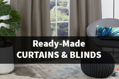 Ready Made Blinds and Curtains