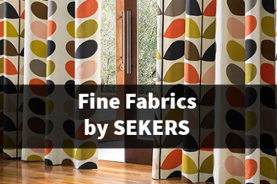 Fine Fabrics by Sekers